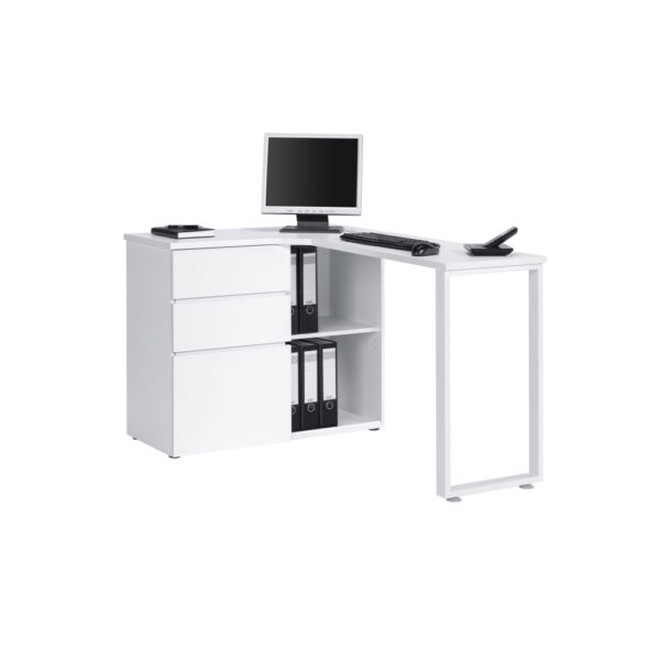 Penninsular Office Desk