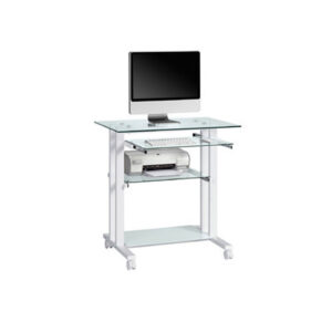 Putney Glass Office Desk
