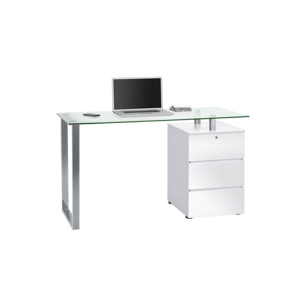 Richmond Glass Office Desk